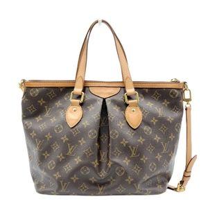 Authentic Louis Vuitton Palermo PM Shoulder Bag